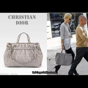 Christian Dior 'Delices' Cannage Leather Bag